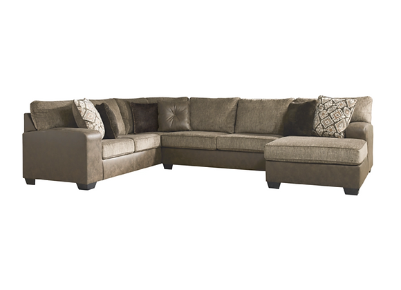 Ashley 3-Piece Sectional with Chaise