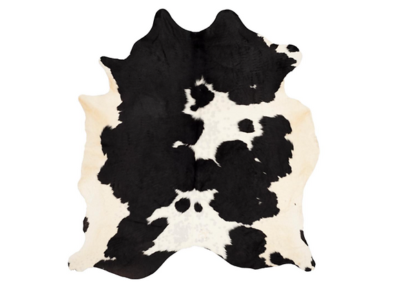 Assorted Natural Cowhide Extra Large Black and White