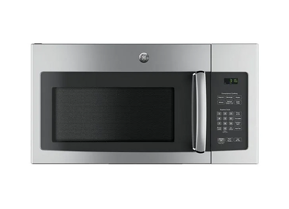 GE 1.6 cu. ft. Over the Range Microwave in Stainless Steel