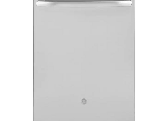 GE Stainless Steel Top Control Built-In Tall Tub Dishwasher with 54 Dba