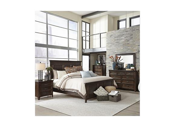 Liberty Saddlebrook Queen Bedroom Set
