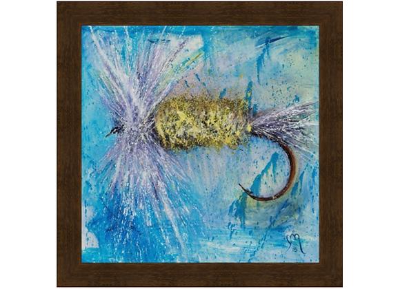 Olive Dunn Fly Wall Art