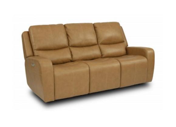 Flexsteel Aiden Power Reclining Sofa and Loveseat