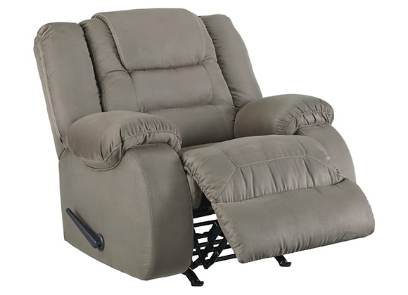 Ashley McCade Recliner Cobblestone