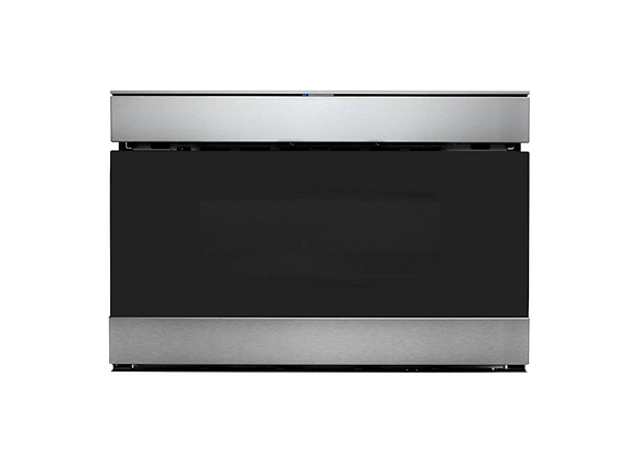 Sharp 24 in. 1.2 cu. ft. 950W Stainless Steel Microwave Drawer