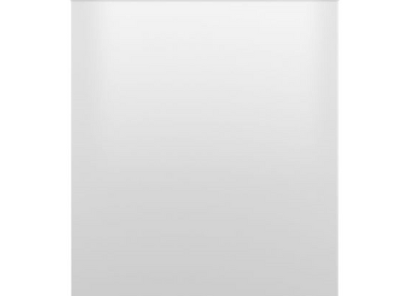 GE Dishwasher with Front Controls in White