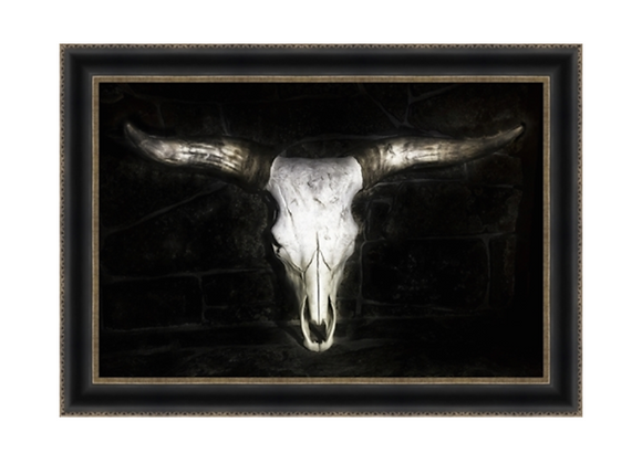 Cow Skull Wall Art