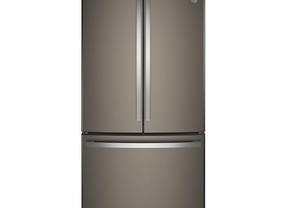 GE 28.7 cu. ft. French Door Refrigerator in FR Slate