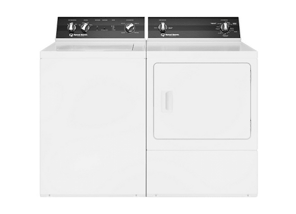 Speed Queen 26 inch Top Load Washer (TR3) & 27 Inch Electric Dryer (DR3)