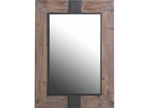 Crestview Rustic Reflections Wall Mirror