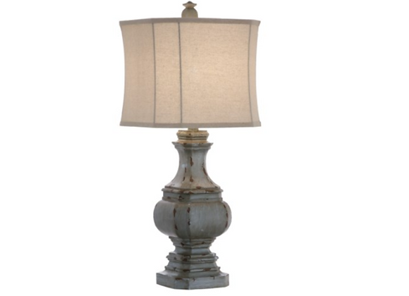 Crestview Daryl Table Lamps
