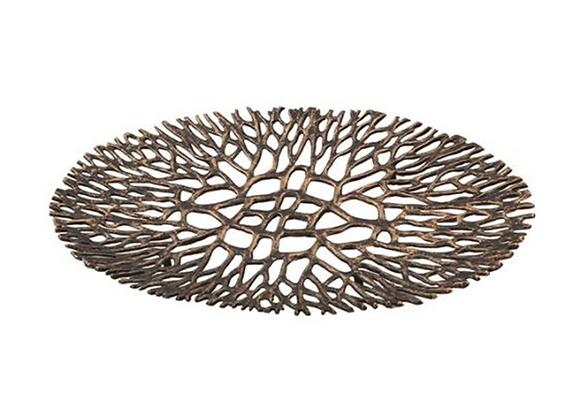 Crestview Tree Branch Plate