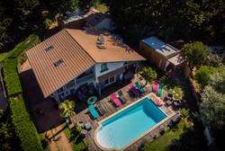 Drone - Villa Andernos