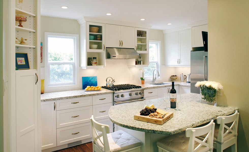 Goertz Residence Kitchen