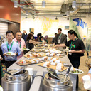 Lunch and networking session.