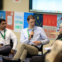 """Panellists engaged in discussion on """"Evolution of the Information Apocalypse"""""""