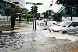Impact of rainfall on Traffic Predic
