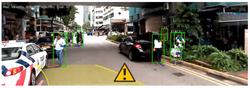 Prediction Pedestrian Intention