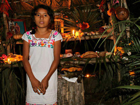Octubre Maya
