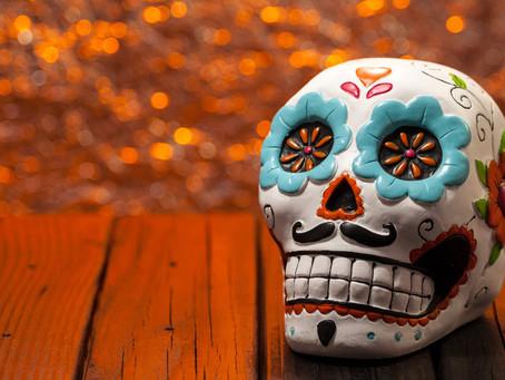 Los Mayas tienen su propia celebración a la muerte.