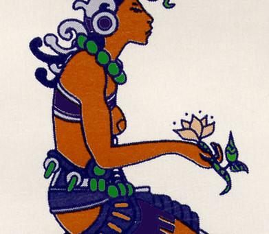 Ixchel; La Diosa Madre
