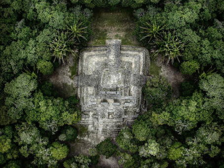 El asentamiento Maya más grande Quintana Roo