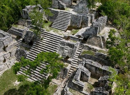 Estructuras Mayas abandonas. Te decimos como llegar.