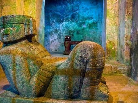 Lugares Mayas que por su gran importancia y su deterioro se han cerrado al público.
