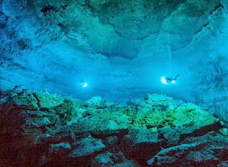 Sac Actun: Cueva sumergida más grande del mundo.