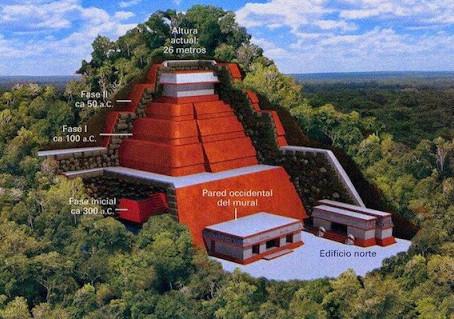 Los secretos de la pirámide Maya más grande de todas.