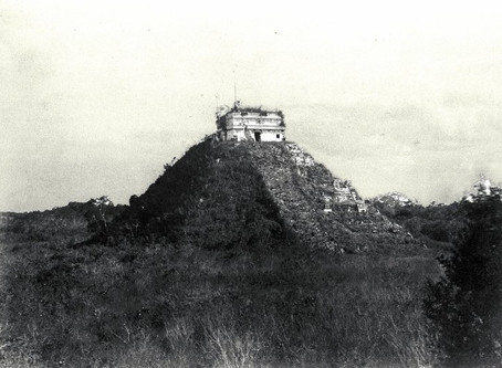 Lo que nunca se mostrará a los turistas comunes en las ruinas de las antiguas ciudades mayas