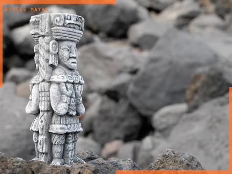 El dios Padre de los Mayas.