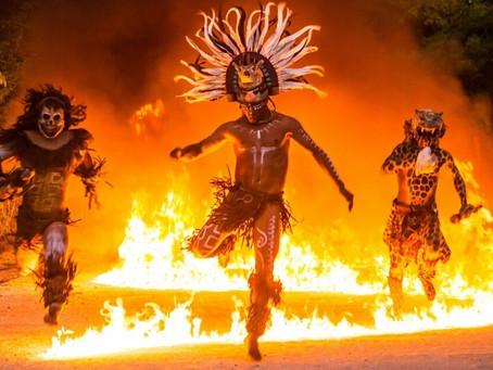 La tradición se lleva en la sangre y en el estomago. Gustos que trascienden. Gastronomía Maya.