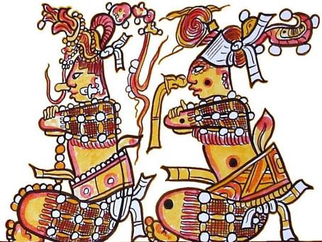 Los gemelos mayas que vencieron a los señores de la muerte