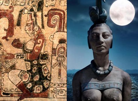La leyenda de Ixchel, diosa maya de la luna