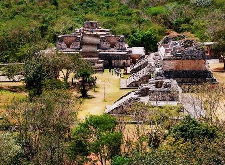 Los 14 gobernantes de la metrópoli Maya Cobá