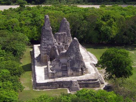 Xpujil; La ruta a las principales ciudades Mayas.