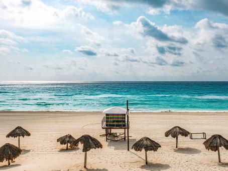 El lunes abrirán todas las playas públicas de Cancún