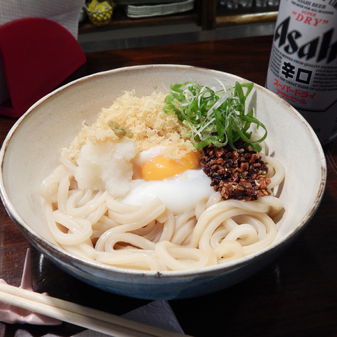 Kama Age Udon