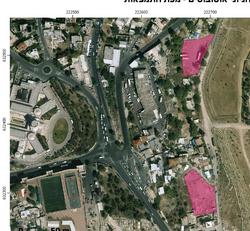 תכנון סביבתי עבור מגרשי חנייה בסמיכות לע