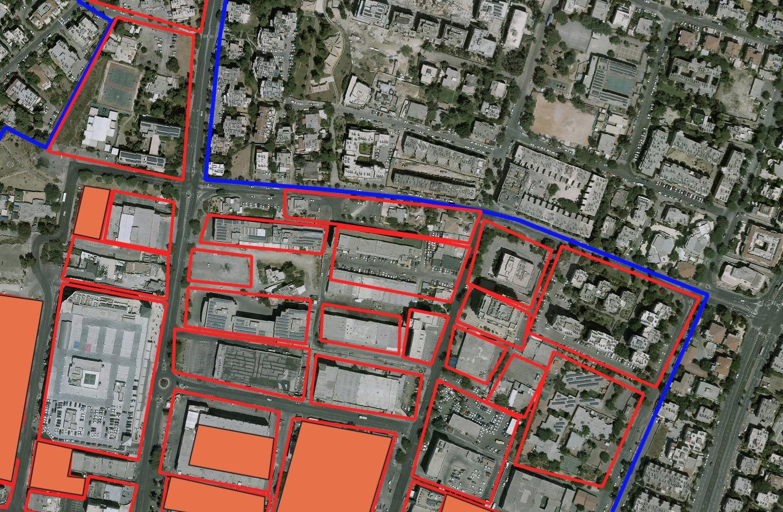 תכנית אב לשכונת תלפיות בירושלים