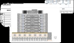 תכנון אשפה מבנה מסחר ומגורים