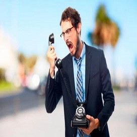 Una línea de teléfono en Florida para gritar a pleno pulmón como terapia