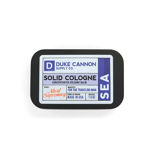 Solid Cologne by Duke Cannon