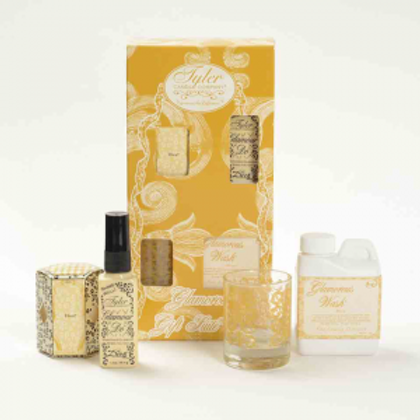 Glamorous Gift Set by Tyler Candle Company