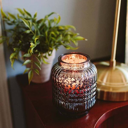 Silver Lantern Sweet Grace by Bridgewater Candles