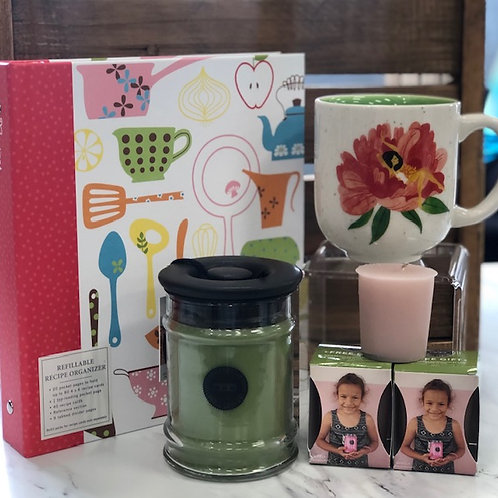 Mother's Day Gift Bundle: Cook Book