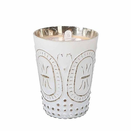 White Tin Sweet Grace by Bridgewater Candles