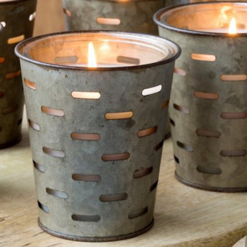 Vintage Candle Bucket by Park Hill