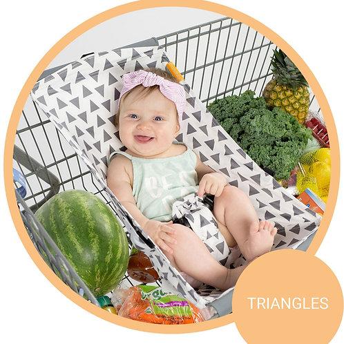 Shopping Cart Hammock by Binxy Baby
